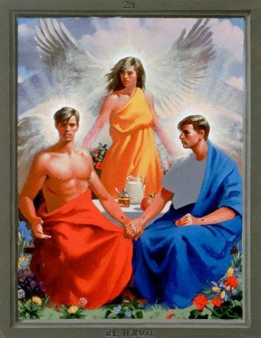 24 The Trinity