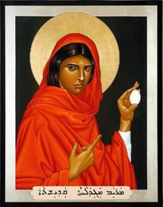 middle eastern mary magdalene