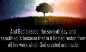 sabbath-genesis